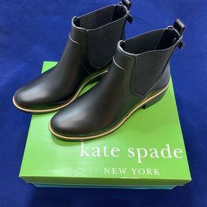 Kate Spade Chelsea Rain Boots - Women's Size 8